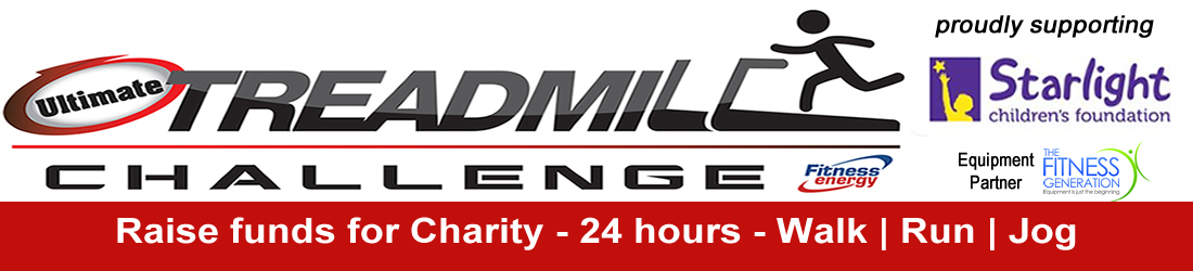 Fitness Energy Ultimate Treadmill Challenge